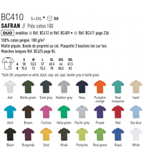 Polo BC410 B&C