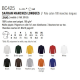 Informations Polo BC425 B&C