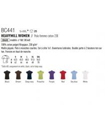 Polo BC441 B&C