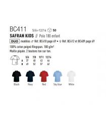 Polo BC411 B&C