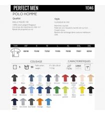 Polo Perfect Men Sol's